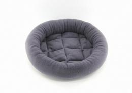Guļvieta kaķiem - Pawise Bloster Cat Bed, 40 x 6 cm, grey