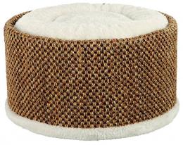Guļvieta kaķiem- Trixie Lio Cuddly Bed, krāsa - bēša , 38*20cm