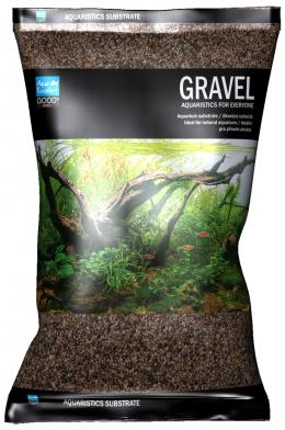 Грунт для аквариума - AquaExcellent Gravel River 2-4mm, 8 kg