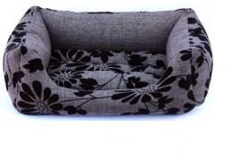 Спальное место для собак - Софа ZipClean 4in1 Euphoria, S 42*32*19cm, pelēka