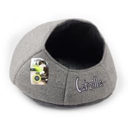 Спальное место для кошек - Catzilla Nest Cat Bed, grey