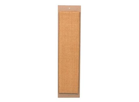 Когтеточка - Sisal Scratching Post Jumbo, бежевый, 17*70 cm
