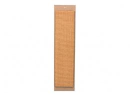 Когтеточка - Sisal Scratching Post Jumbo, бежевый, 17*70 см