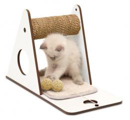 Когтеточка для кошек - Hagen Vesper V-Playcenter, white