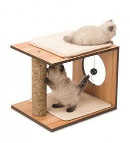 Когтеточка для кошек - Hagen Vesper V-Stool, 46.5*37*37 cm