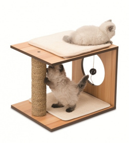 Nagu asināmais kaķiem - Hagen Vesper V-Stool, 46.5*37*37 cm