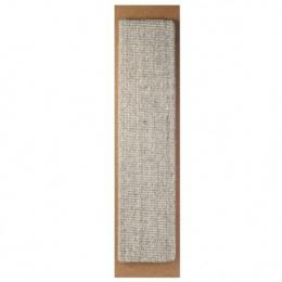 Когтеточка - Sisal Scratching Post Jumbo серый, 17*70 cm