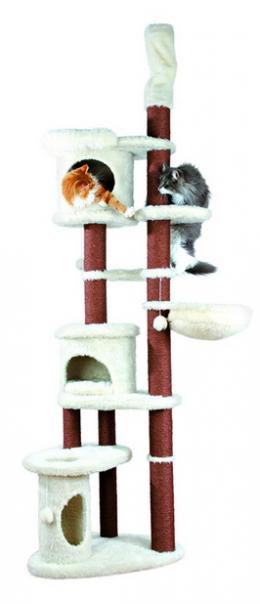 """Mājiņa kaķiem - """"Olivia"""", 220-250cm, cream"""