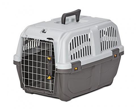 Transportēšanas bokss dzīvniekiem - MPS Skudo 2 Iata, 55*36*35(h)cm