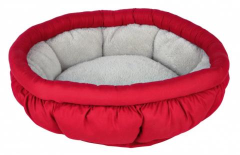 Спальное место для собак - Trixie Leona Bed, 45 cm, красный