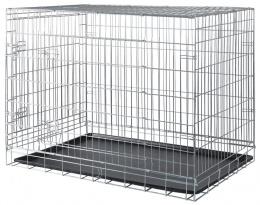 Bokss suņiem – TRIXIE Transport Crate, 116 x 86 x 77 cm