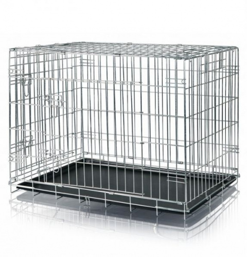 Бокс для собак - Trixie Transport crate, 109*79*71 cm