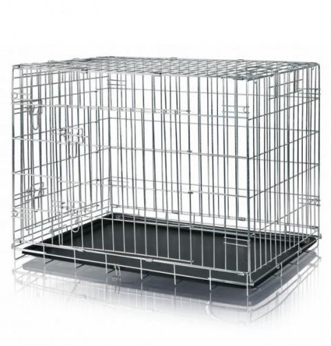 Bokss suņiem - Trixie Transport crate, 109*79*71 cm