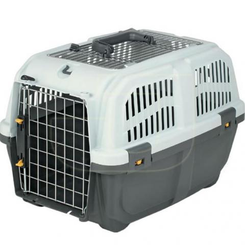 Transportēšanas bokss dzīvniekiem - MPS Skudo 2 open, 55*36*35(h)cm