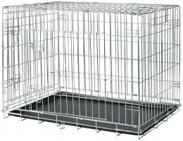 Bokss suņiem – TRIXIE Transport Crate, 93 x 69 x 62 cm