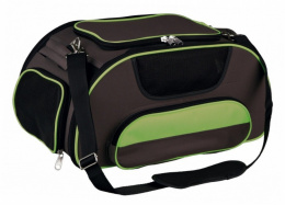 Сумка для транспортировки животных - Trixie Wings Airline Carrier, brown/green