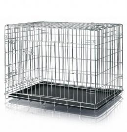 Bokss suņiem – TRIXIE Transport Crate, 78 x 62 x 55 cm