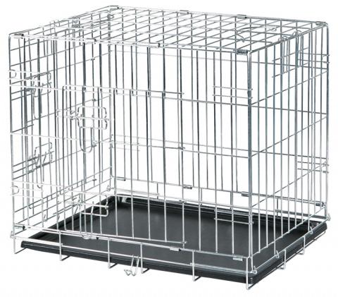 Bokss suņiem - Trixie Transport crate, 64*54*48 cm