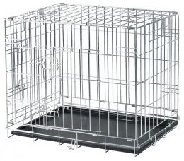 Bokss suņiem – TRIXIE Transport Crate, 64 x 54 x 48 cm