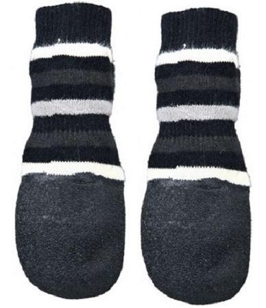 Носочки для собак - Trixie Dog socks, нескользящие, L, 2 шт. title=