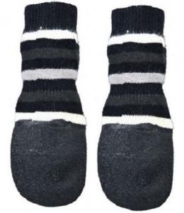 Suņu zeķes - Trixie Dog socks, neslīdošas, L, 2 gab.