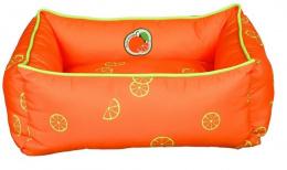 Лежанка для собак - Trixie Fresh Fruits bed, 60*50 cm