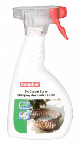 Līdzeklis telpām, lai iznīcinātu parazītus - Bio Carpet Spray 400 ml