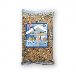 Корм для уличных птиц - Megan Winter Food Standart, 1 кг