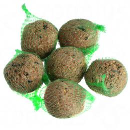 Корм для уличных птиц - Megan жировой шарик 90-100 гр.