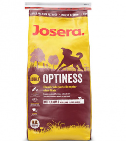 Barība suņiem - Josera Emotion Optiness (Adult Medium/Maxi), 15kg