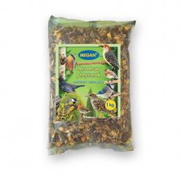 Корм для уличных птиц - Garden Delicacy, 1 кг