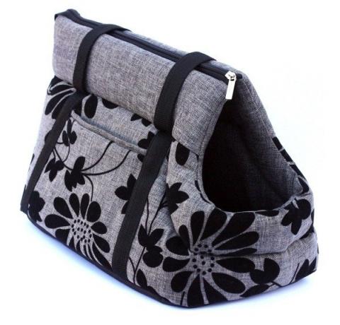 Transportēšanas soma dzīvniekiem - Amiplay Pet Carrier Bag Euphoria, S