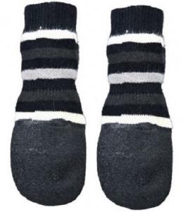 Suņu zeķes - Trixie Dog socks, neslīdošas, L-XL, 2 gab.