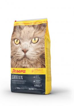 Barība kaķiem - Josera Catelux (Hairball), 10 kg