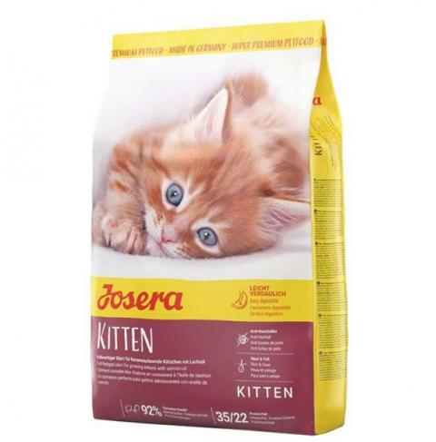 Корм для котят - Josera Minette (Kitten), 0,4 кг title=