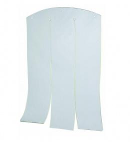 Дверь для будки - Plastic door, 33x44 см
