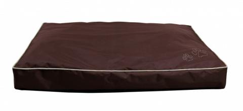 Guļvieta suņiem - Trixie Drago Cushion, 70*45cm, brūna