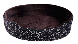 Guļvieta suņiem - Trixie Marino Bed, 75*65 cm, brūna krāsa