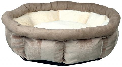 Спальное место для собак - Trixie Leona Bed, 45 cm, бежевый