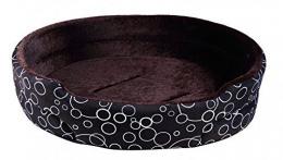 Guļvieta suņiem - Trixie Marino Bed, 85*75 cm, brūna krāsa