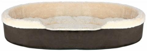 Guļvieta - Trixie Cosma bed, 85*65 cm, brūna/bēša krāsa