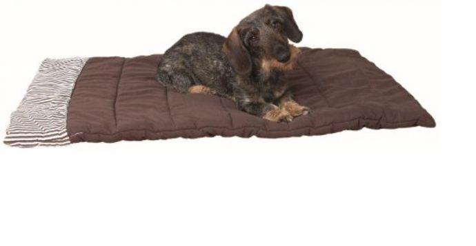 Guļvieta suņiem - Trixie Rory blanket, 100 * 70 cm, brūna