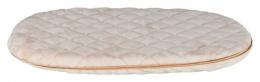 Guļvieta suņiem - Trixie King of Dogs Vital lying mat, 75*55 cm, bēša krāsa