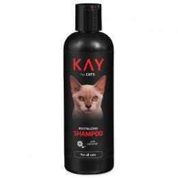 Šampūns kaķiem - KAY Shampoo Revitalizing, 250 ml