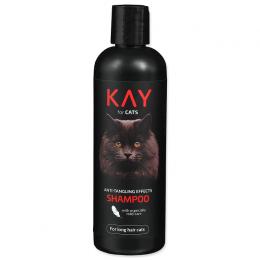 Šampūns kaķiem - KAY Longhair, 250 ml