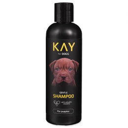 Šampūns kucēniem - KAY Shampoo for Puppies, 250 ml