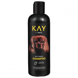 Šampūns suņiem - KAY Shampoo Anti-Tangle, 250 ml