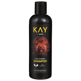 Šampūns suņiem - KAY Shampoo Easy Combing, 250 ml