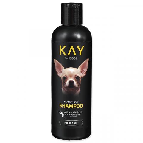 Šampūns suņiem – KAY Shampoo Nutritious, 250 ml title=