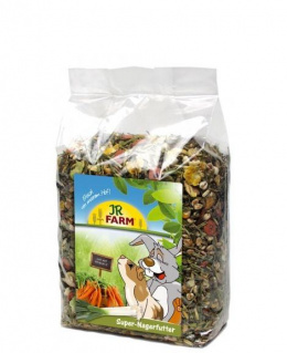 Barība grauzējiem - JRFARM Super Rodents Food, 5 kg